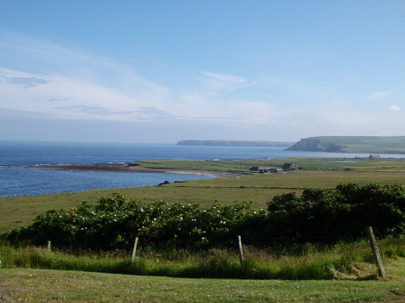 Goboony blog Orkney eilanden wheems uitzicht natuur zee