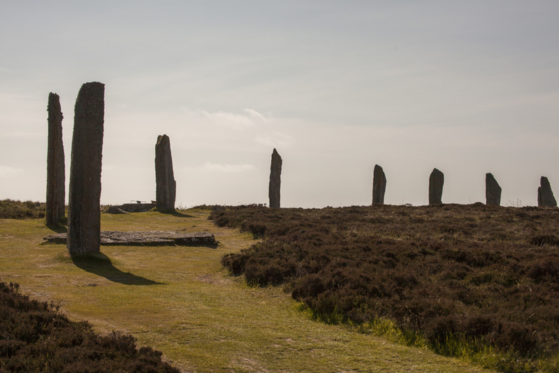 Goboony-blog-Orkney-islands-Wheems-stone-circle