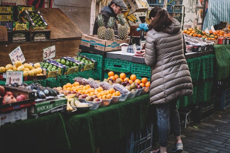 Goboony Amsterdam bezoeken camper markten