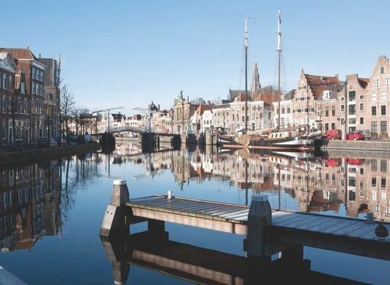 In giro per l'Olanda in camper prima parte Haarlem