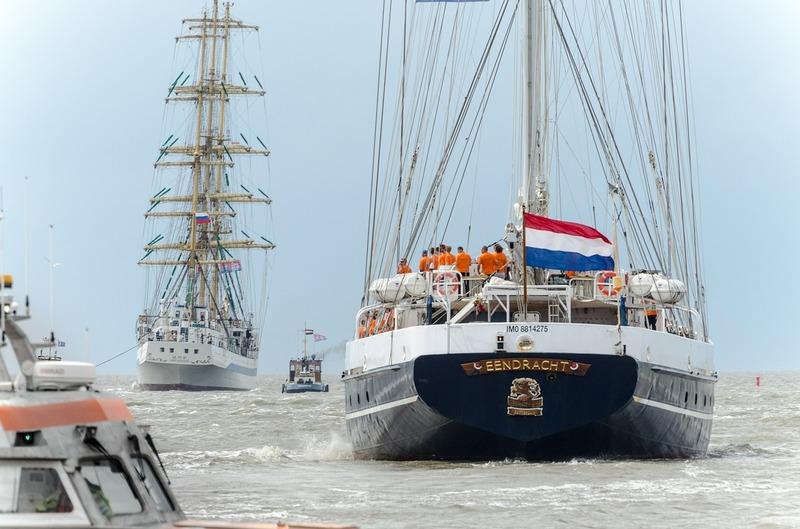 In giro per l'Olanda prima parte Den Helder