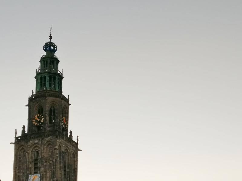 Roadtrip Nederland deel drie Groningen Martinitoren