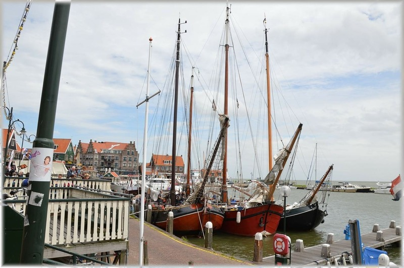 The VOC was prominent in Enkhuizen