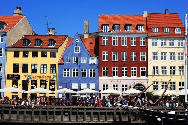 Goboony top vakantiebestemming stelletjes Kopenhagen Denemarken