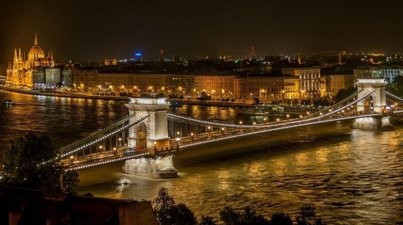 Goboony top vakantiebestemming stelletjes Boedapest Hongarije