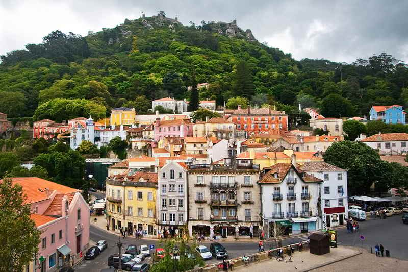 goboony romantic destinations sintra portugal