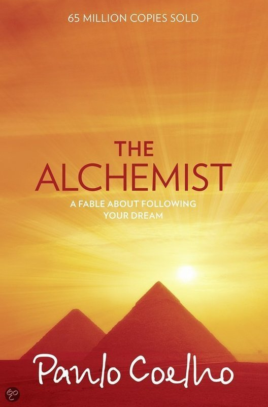 goboony motorhomes blogs books the alchemist
