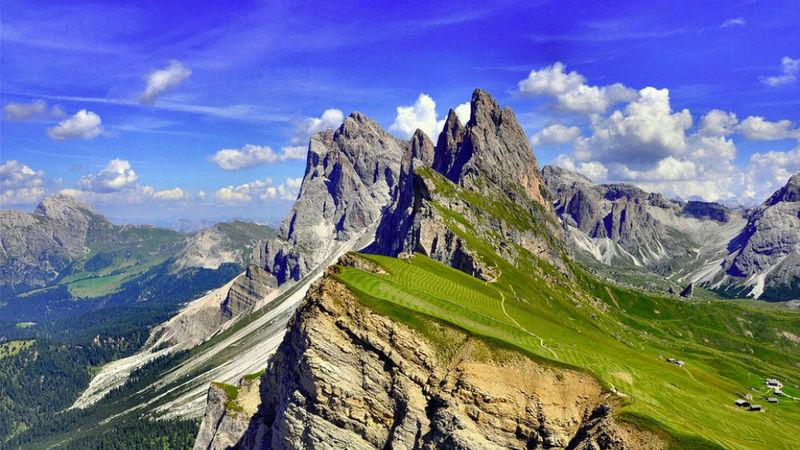 goboony blogs Italy tourism mountain dolomites motorhome