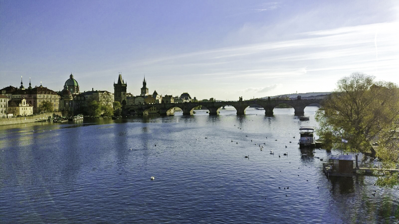 goboony motorhomes blog prague by motorhome bridges