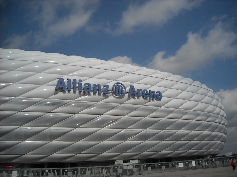 goboony motorhomes blog germany bayern munich allianz arena