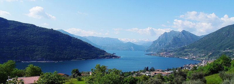 goboony motorhomes blog lakes in italy lake d'iseo