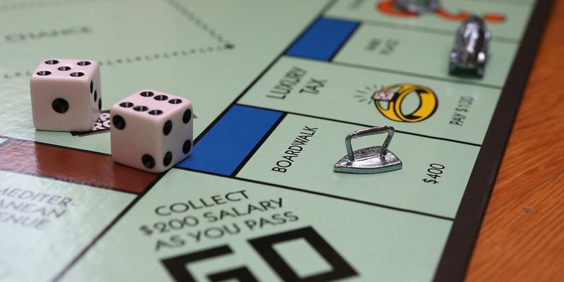 Goboony top spelletjes voor vakantie monopoly