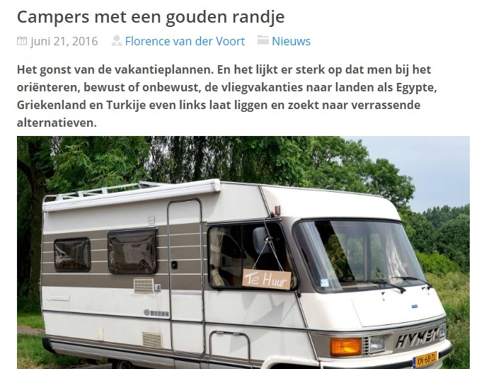 Goboony in de media verkeersbureau