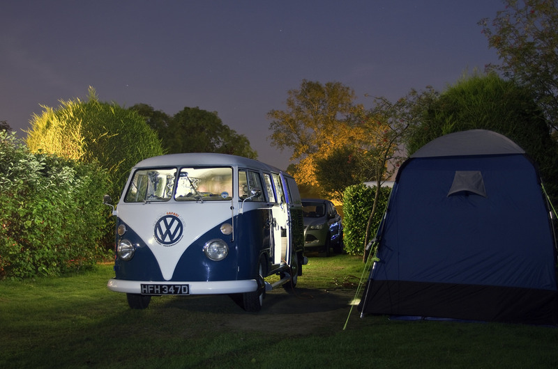 goboony motorhomes blog take good photos lighting VW bus