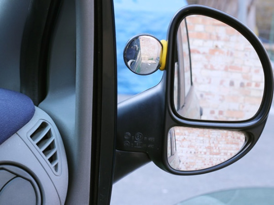 goboony motorhomes blog driving a motorhome rearview mirror