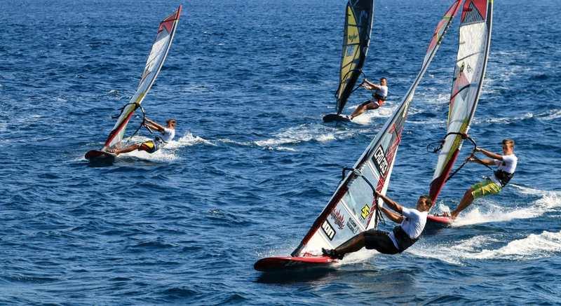 vijf leukste windsurfspots van europa Silvaplana