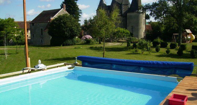 Goboony Homecamper Blog Charite sur Loire Chateau