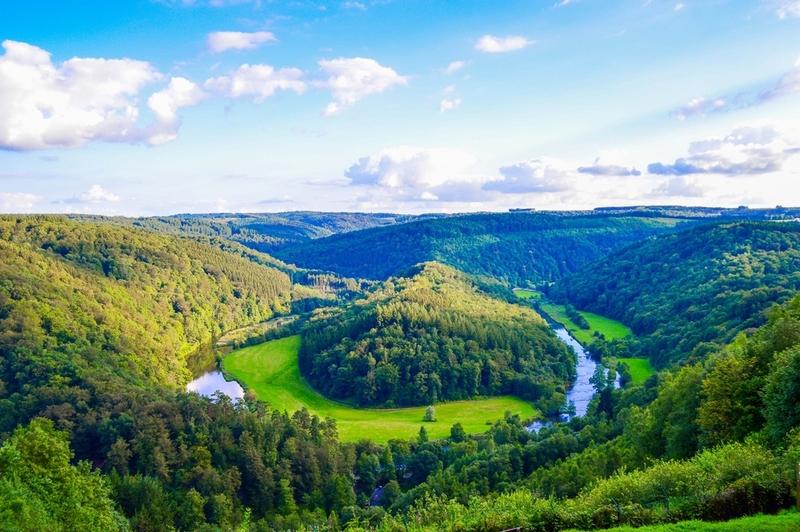 Goboony Ardennen met Camper La Roche