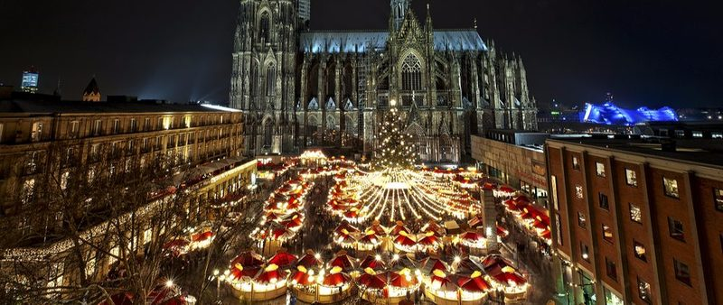 Goboony best Christmas Markets Germany Cologne