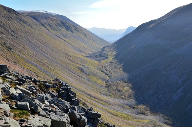 Goboony-Hiking-Scotland-Lairig-Ghru-Cairngorms-valley
