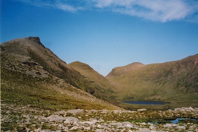 Goboony Hiking in Scotland Quinag Sutherland