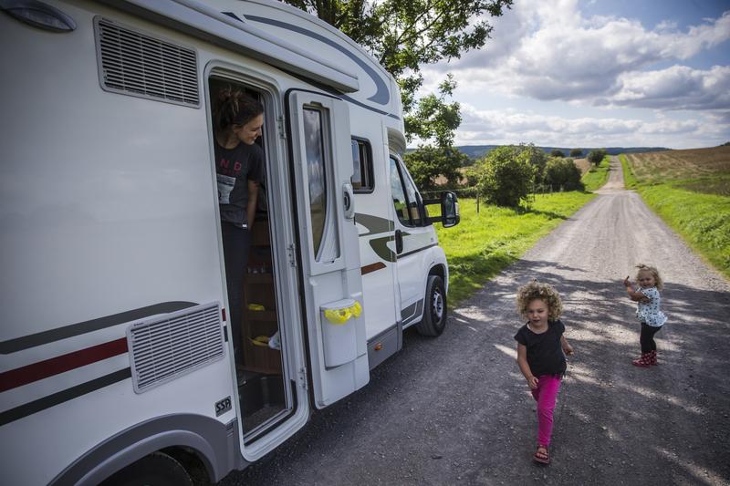 Goboony-Viaggiare con i bambini_ 5 consigli per farlo in camper-non molti spostamenti
