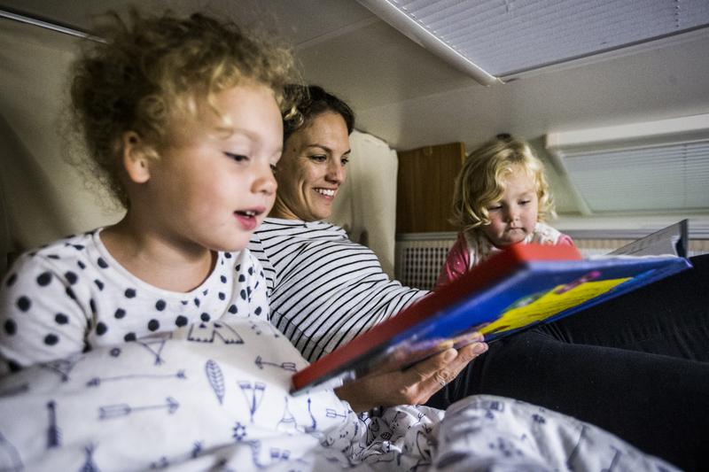Goboony-viaggiare camper con bambini- goditi viaggio