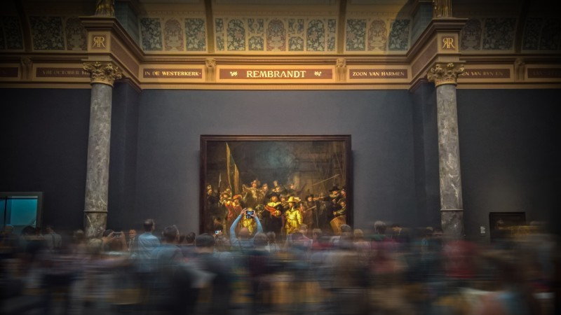 Goboony Amsterdam Museum Rembrandt