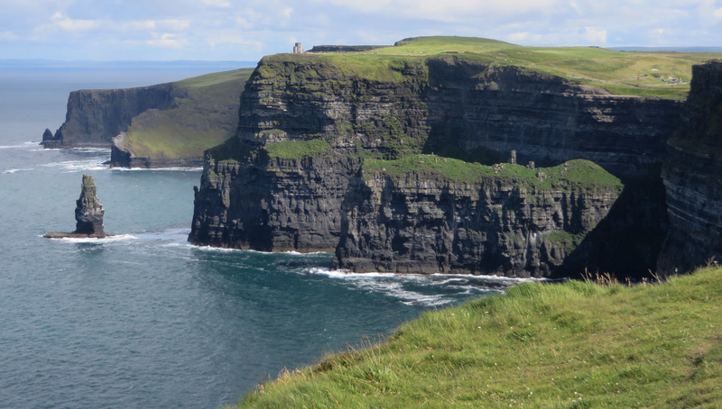 Go on a road trip to Ireland and experience its beauty H2 Goboony Road trip Cliffs of Moher Ireland
