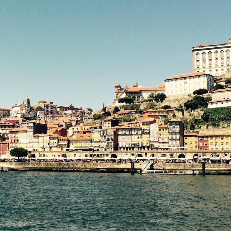 Goboony Visit Portugal Porto seafront
