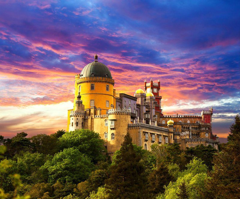 Goboony Visit Portugal Sintra Sunset Dome