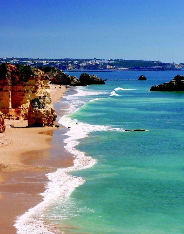 Goboony Portugal Motorhome Praia da Rocha