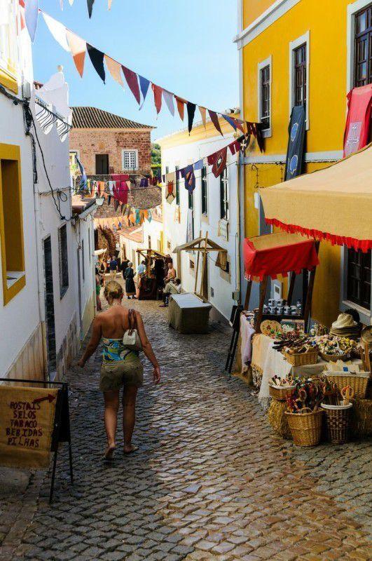 Goboony Visit Portugal Motorhome Algarve Portogallo Streets