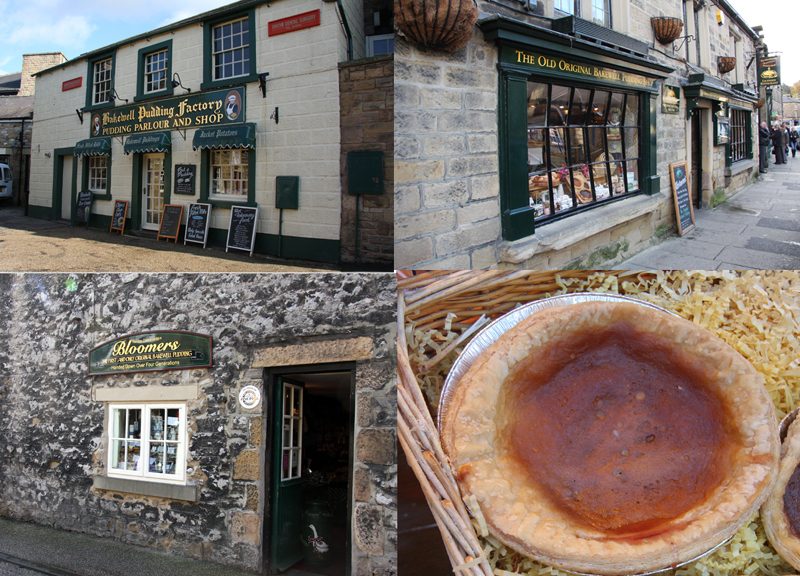 Goboony Peak District Towns Bakewell Tart