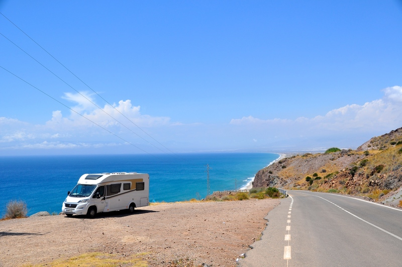 Goboony top camperplaatsen Spanje