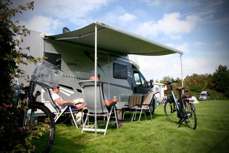 Goboony in spotlight weergors camperen