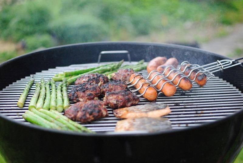 Goboony camping gerechten skottelbraai barbecue