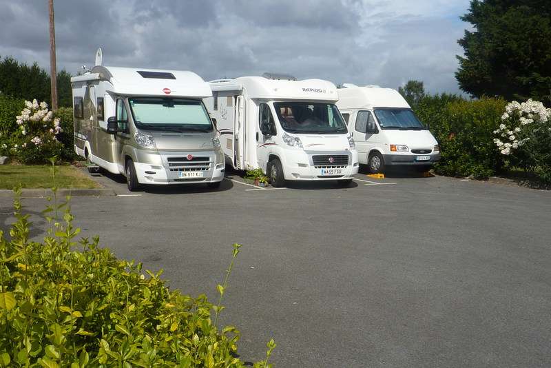 goboony motorhome parking tips campers bay