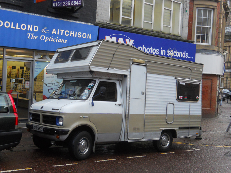 goboony motorhome parking tips high street kerb