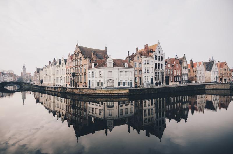 Goboony met camper naar België Brugge