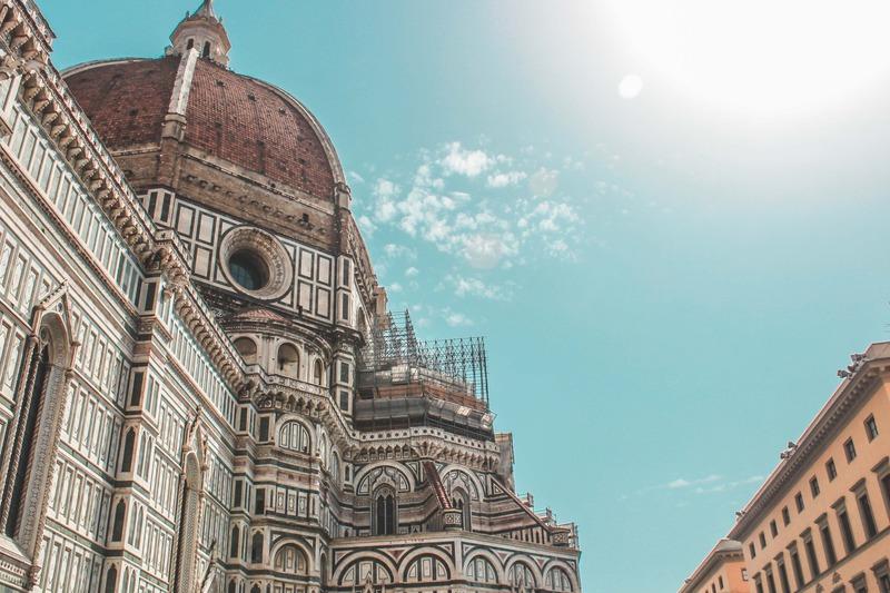 Ga met camper naar Italië Florence