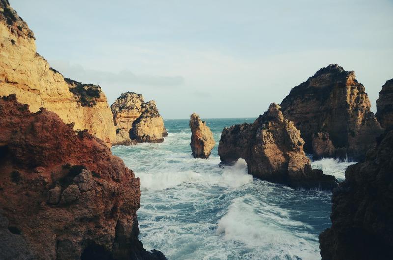 Goboony 10 locaties Portugal Praia da Rocha