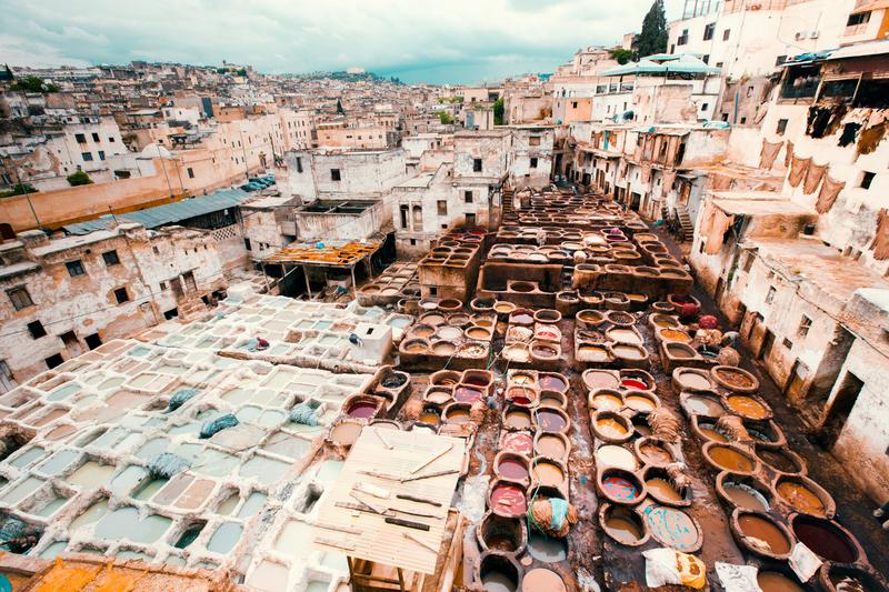 Goboony blog roadtrip Marokko Fez