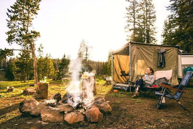 Goboony Campsite H2 Campfirenature