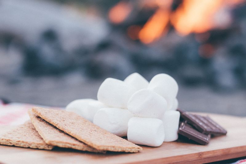 Goboony campingfood H2 smoreingredients