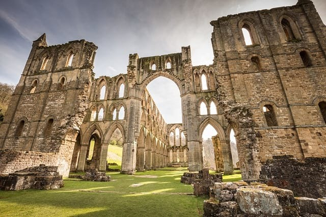 Goboony Top 5 Things to do in North Yorkshire Rievaulx
