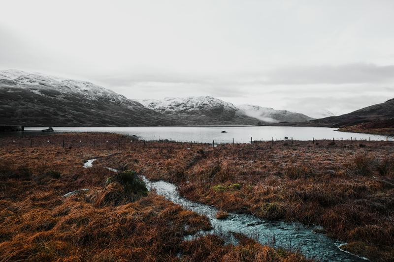 Goboony Scotland H2 loch scotland