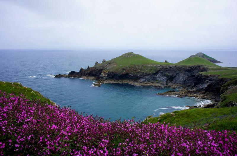 Goboony campers blog Verenigd Koninkrijk oceaan