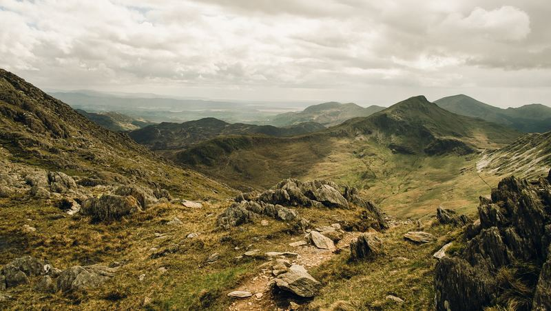Goboony Wales H2 Snowdonia National Park