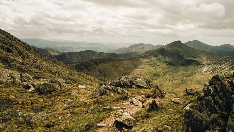 Goboony Wales H2 Snowdonia National Park